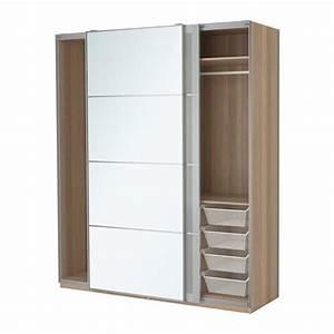 Offenes Schranksystem Ikea : pax kleiderschrank 200x66x236 cm ikea ~ A.2002-acura-tl-radio.info Haus und Dekorationen