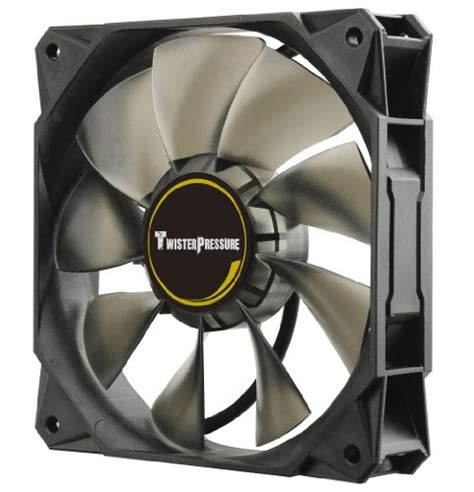 high cfm 120mm fan enermax uctp12p twister high static pressure pwm 120mm pc