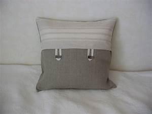 Coudre Une Housse De Coussin : comment coudre une enveloppe de coussin ~ Melissatoandfro.com Idées de Décoration