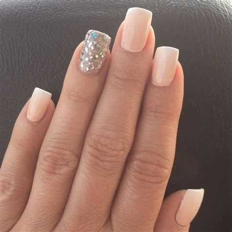 accent nail designs 65 glitter accent nail ideas you need to