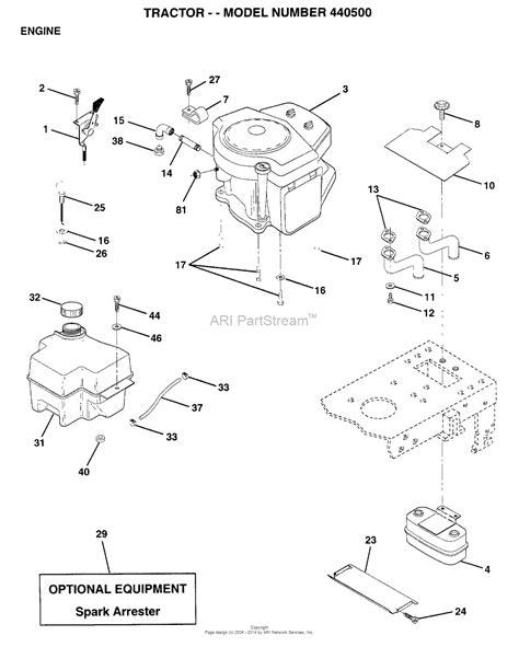 Ayp Electrolux Parts Diagram For Engine