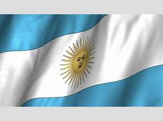 Argentina Waving Flag Stock Video 12237193 HD Stock Footage