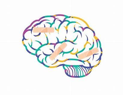 Mental Health Clipart Brain Transparent Students Talk