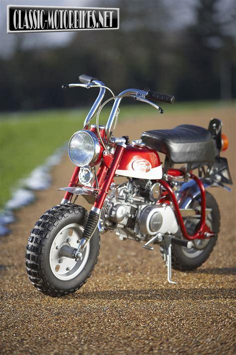 Classic Honda Monkey by Honda Z50 Monkey Bike Road Test Classic Motorbikes