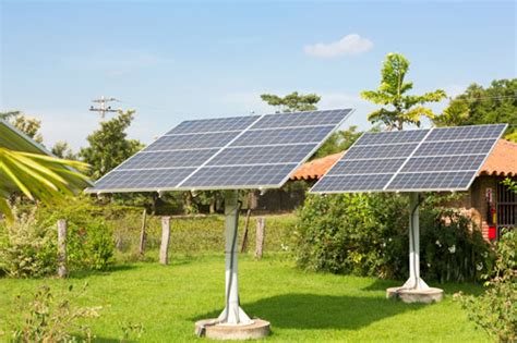 Solaranlage  Auch Im Garten?  Garten Blog