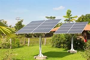 Rechnet Sich Eine Solaranlage : solaranlage auch im garten garten blog ~ Markanthonyermac.com Haus und Dekorationen