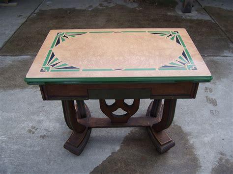 1930 enamel kitchen table 1930 s porcelain enamel top kitchen table collectors