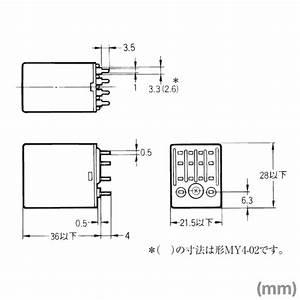 Diagram  Omron My2n Relay Wiring Diagram Full Version Hd