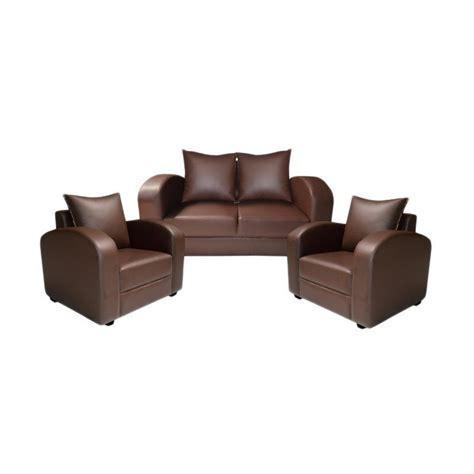 jual daily deals fcenter 211 new belino set sofa coklat jawa tengah yogyakarta jawa timur