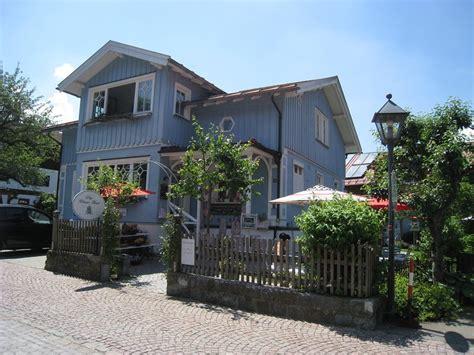Blaues Haus In Oberstaufen D Foto & Bild Sonstiges