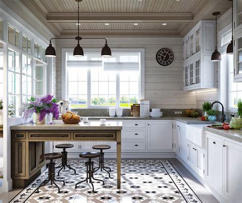 moroccan tiles kitchen backsplash maison familiale russe au design intérieur néo