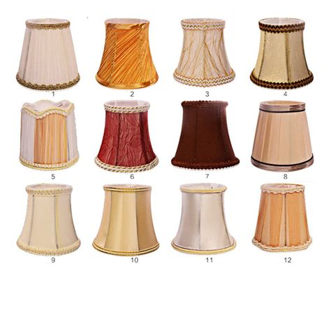 candle light l shades e14 candle bulb 39 fabric lshade pendant light chandelier