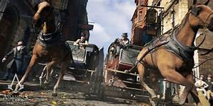 Assassin's Creed Syndicate: Fahrzeuge sollen Spielerlebnis ...