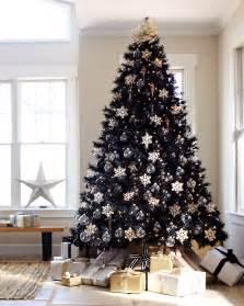 tuxedo black artificial christmas tree treetopia