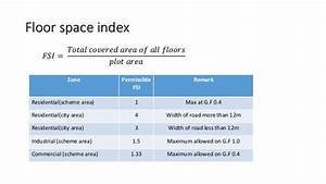 building by laws With fsi floor space index