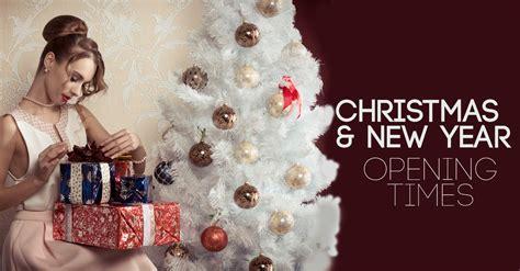Christmas Opening Hours Hush Hair & Beauty Salon Birmingham