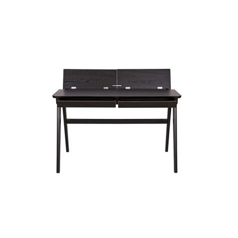 bureau informatique en bois cambridge par drawer fr