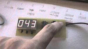 Click Counter Using 8
