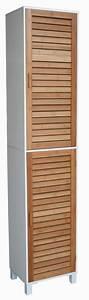 Bad Hochschrank Holz : badregal bad hochschrank 190cm wandschrank bambus holz wei ebay ~ A.2002-acura-tl-radio.info Haus und Dekorationen