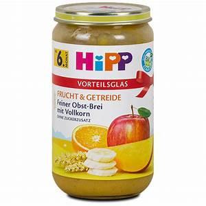Obst Mit L : hipp babybrei frucht getreide feiner obst brei mit vollkorn ~ Buech-reservation.com Haus und Dekorationen