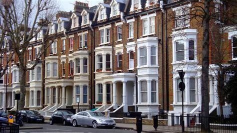 porte facade cuisine les différentes maisons typiques de style londonien go