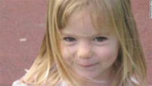 Source: Searchers to dig in area where Madeleine McCann ...