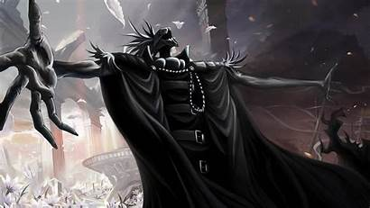 Machina Ex Deus Anime Lord Dark Nikki