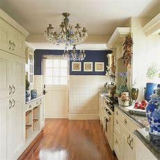 Blue And White Kitchen  Kimsta75 Flickr