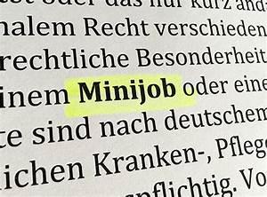 450 Euro Job Urlaubsanspruch Berechnen : ratgeber minijobs 450 euro jobs als besch ftigungsform f r sch ler ~ Themetempest.com Abrechnung