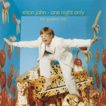 The One Elton Testo - crocodile rock live at square garden new york