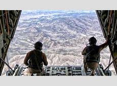 C130J Super Hercules • Airdrop Over Afghanistan YouTube