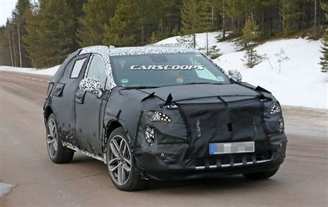 new cadillac compact suv to be named the xt4 arrives in 2018 carscoops