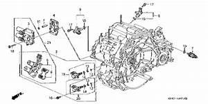 Honda Online Store   1998 Prelude At Sensor