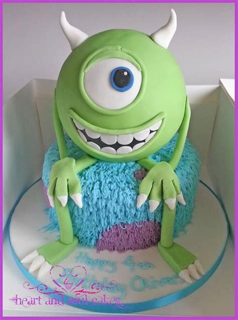 monsters inc cake mike monsters inc cake cake and cupcakes