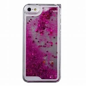 Bling Aquarium Liquid For Apple iPhone Case Cover Clear ...