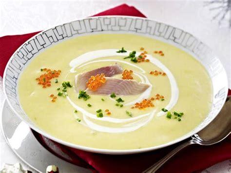 weihnachtsessen zum vorbereiten das weihnachtsmen 252 zum vorbereiten essen und trinken kartoffelcremesuppe kaviar rezepte und