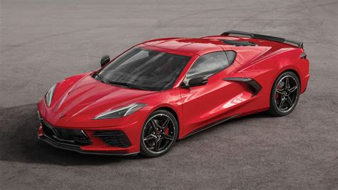 2020 Chevy Corvette Wallpaper by We Ride In A 2020 Chevrolet Corvette Stingray Prototype