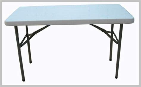 living accents 72in x 30in fold in half table pa1108 folding tables flash furniture round granite white plastic