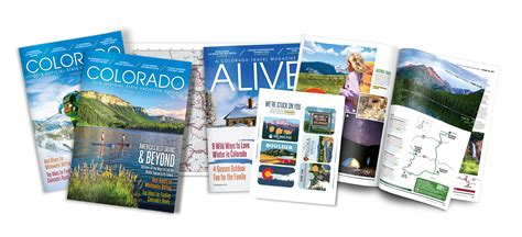 travel bureau order the official colorado state vacation guide