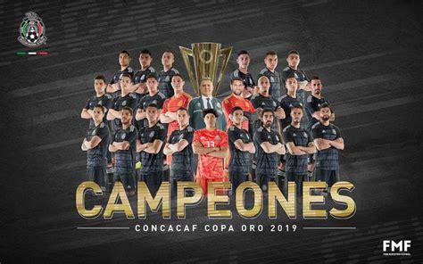 Ahora ambas selecciones, con seis unidades pero con una diferencia de goles favorable para los mexicanos, se enfrentarán por el primer puesto del grupo a en la chancha del estadio jalisco. Resultado Estados Unidos vs México - Final - Copa de Oro 2019