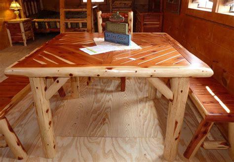 rustic furniture red cedar reclaimed barn wood furniture dickson franklin nashville