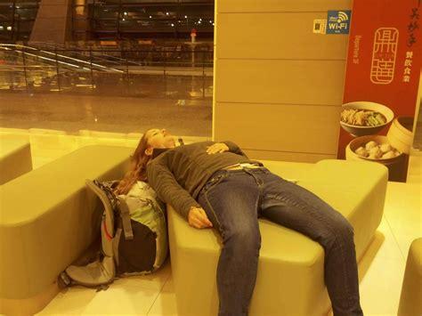 Dormir à L'aéroport Guide Pratique Pour Passer Une Bonne Nuit