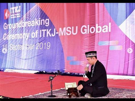 Program ketahanan pangan mandiri bagi panti asuhan; JGU   Groundbreaking Ceremony of ITKJ Campus - Yayasan MSU ...