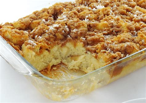 Overnight Cinnamon Baked French Toast Casserole Life