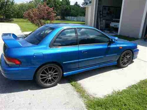 Purchase Used 1999 Subaru Impreza Rs Coupe 2-door 2.5l In