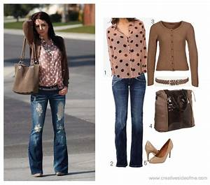 Outfits with Boot Cut Jeans - 19 Ways to Wear Bootcut Jeans