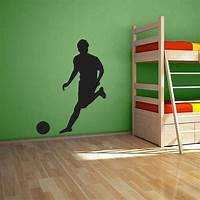 perfect soccer wall decals Large Soccer Player Wall Decal | Wall Decal World
