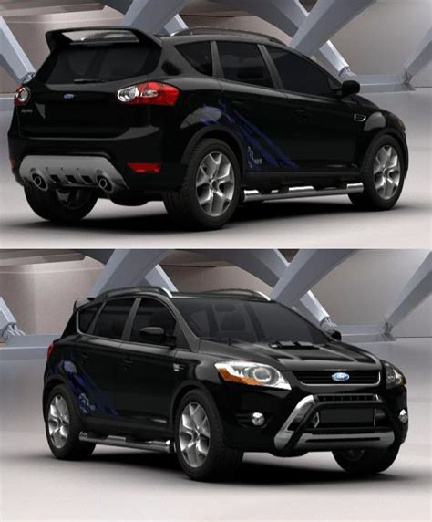 ford kuga tuning 13 best ford kuga 2017 images on car cars and