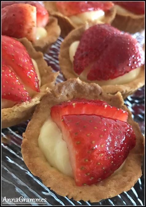 cuisine casher la tarte aux fraises annagrammes cuisine familiale