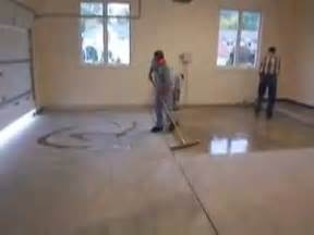 garage floor coating youtube